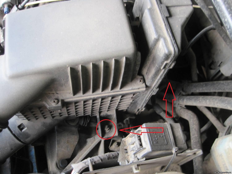 схема замены генератора рено лагуна 1 видео